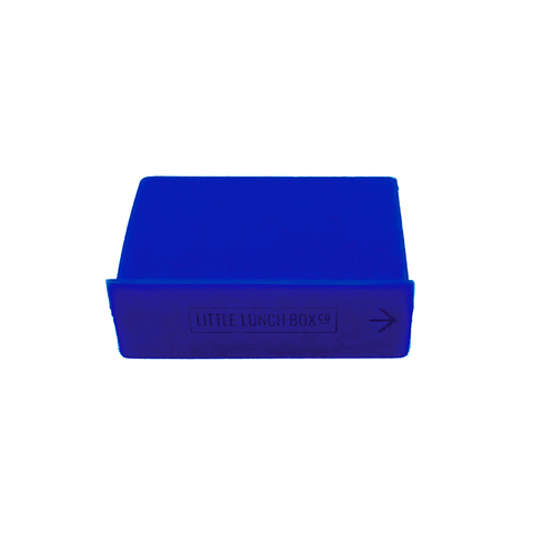 Little Lunch Box Co. Silicone Divider - Spider Blue