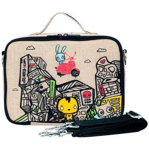 SoYoung Lunch Box (Special Edition Pixopop Collection): Pixopop Stitch Time Traveller