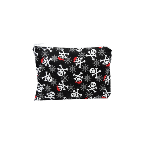 Colibri Small Reusable Snack Bag - Skulls