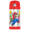 Thermos 12oz FUNtainer Straw Bottle: Super Mario Brothers
