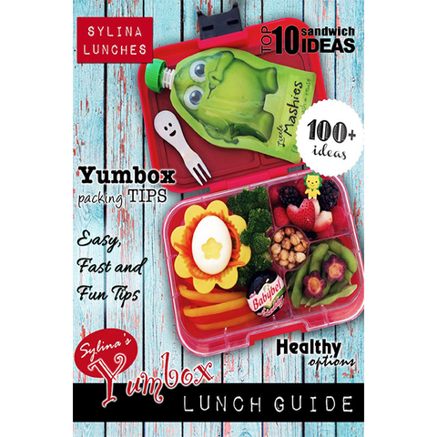 Sylina's YUMBOX Lunch Guide (Digital Download)