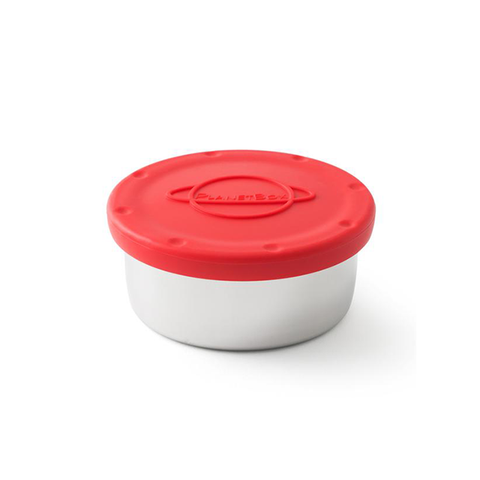PlanetBox Tank: 1.2 Cup Snack Container with Sililid