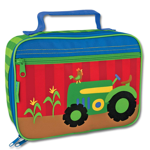 Stephen Joseph TRACTOR Classic Lunch Box