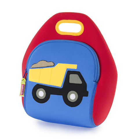 Dabbawalla Keep on Truckin' Washable Lunch Bag