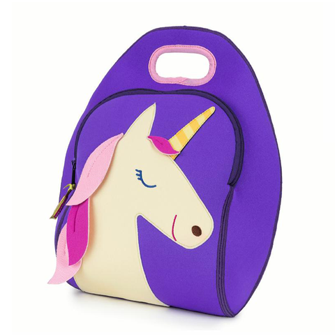 Dabbawalla Unicorn Washable Lunch Bag