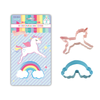 Handstand Kitchen Rainbows & Unicorns Cookie Cutters (2 Pieces)
