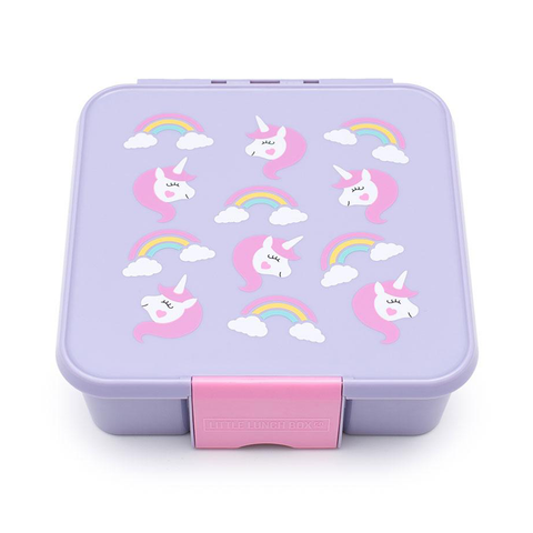LIttle Lunch Box Co. Bento Five: Unicorn