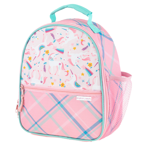Stephen Joseph All Over Print Unicorn Lunch Box