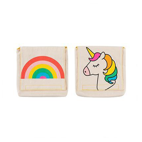 Fluf UNICORN & RAINBOWS Snack Packs (Pack of 2)