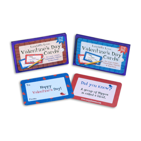 Lunchbox Love® For Holidays: Valentines Volume 2 Pack
