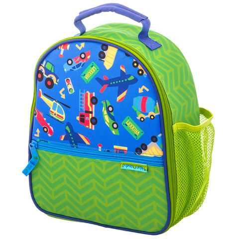 Stephen Joseph All Over Print Transportation Lunch Box