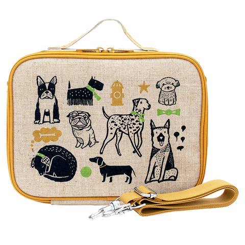 SoYoung Lunch Box (Special Edition Wee Gallery Collection): Wee Gallery Pups