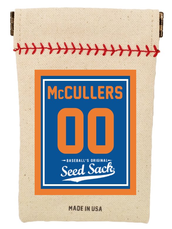 Customized Classic Seed Sack Starter Kit (Includes 6 Refills)