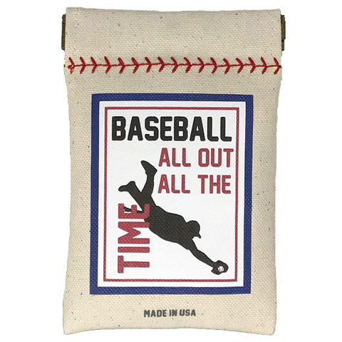 Baseball. All Out. All The Time.