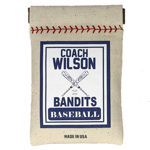 seed sack coaches gift