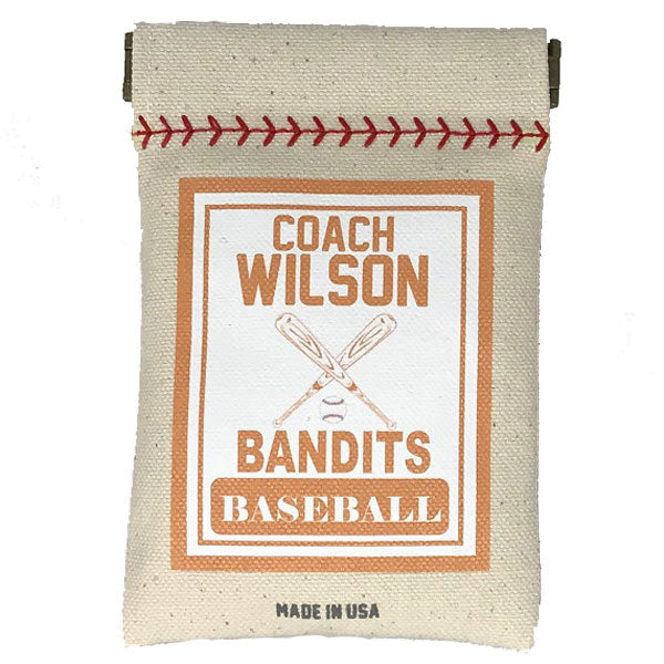 COACH Customized Seed Sack