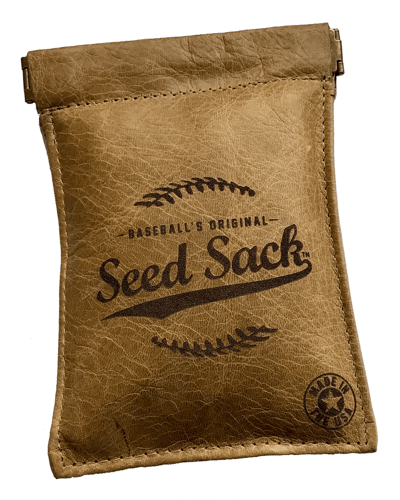 Classic Leather Seed Sack Starter Kit (Includes 6 Refills)