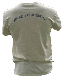 Grab Your Sack® T-Shirt