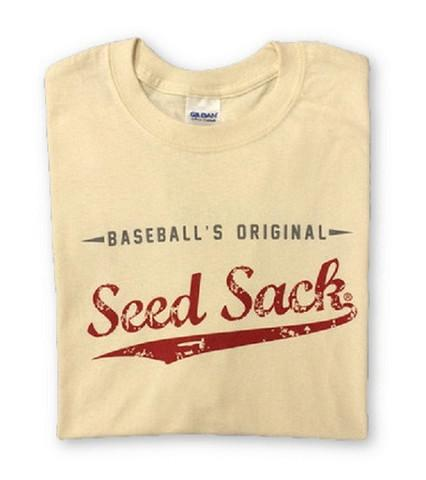 "Baseball's Original Seed Sack ""Grab Your Sack®"" T-Shirt"