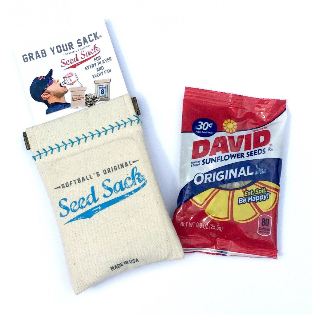 """The Single"" Softball Classic Seed Sack"