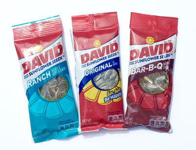 Triple Variety Deal on DAVID Seeds