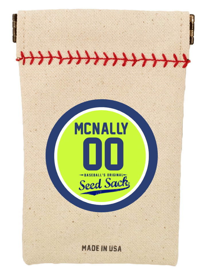 Customized Seed Sack (Includes 6 Refills)