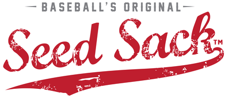 BASEBALL'S ORIGINAL SEED SACK