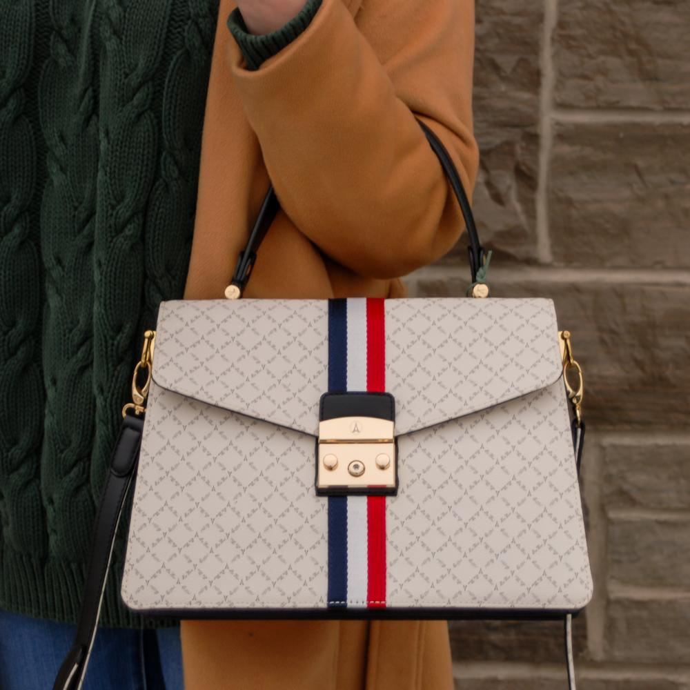 French Inspired Women's Purse