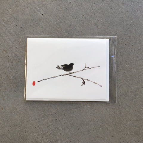 Sumi Greeting Cards