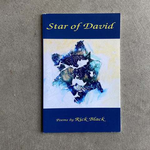 Star of David Poems Book