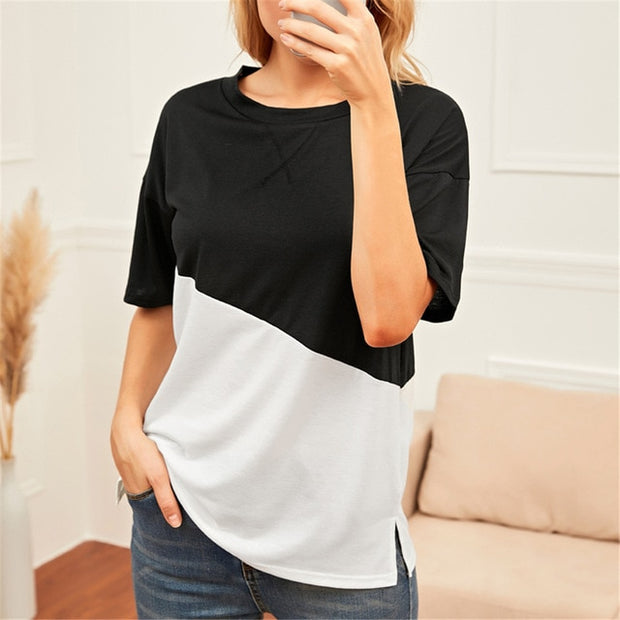Long Oversized Tee Shirt