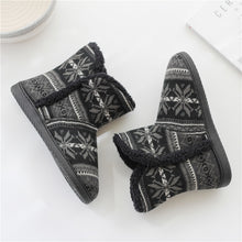 Load image into Gallery viewer, Winter Warm Home Slipper Men and Women Family Cotton Shoes  Male Platform House Slides Ladies Casual Indoor Slippers For Bedroom