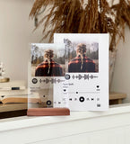 Customizable Spotify Agenda and Plaque Set