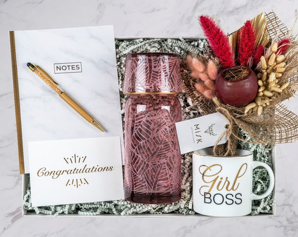 Girl Boss Greeting Gift Box