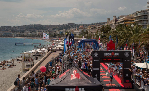 The 2019 70.3 Ironman World Championship will be held in Nice, France