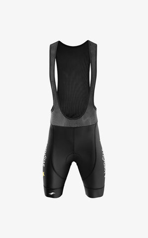 NorthStar Air Bibshorts Black