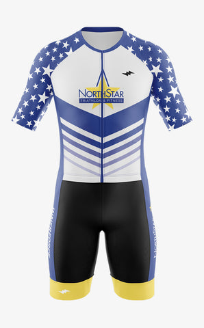 NorthStar Oxy Short Sleeve Tri Suit 2.0