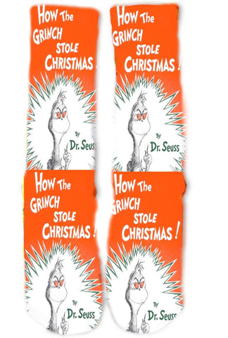 Dr. Suess How the Grinch Stole Christmas