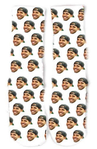 Drake Face Socks