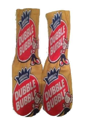 Dubble Bubble Socks