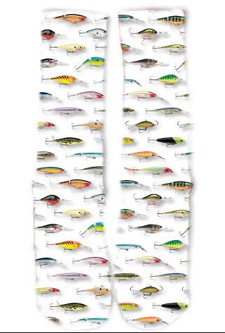 Fishing Lure Socks