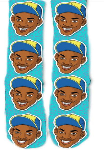 Fresh Prince Socks