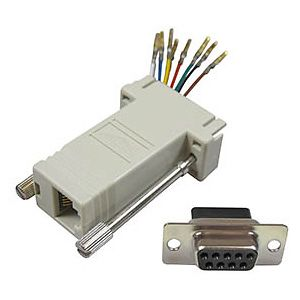 Allen Tel ATDB9M-8 Data Adapter Kit, 9-Pin DB, 8-Conductor