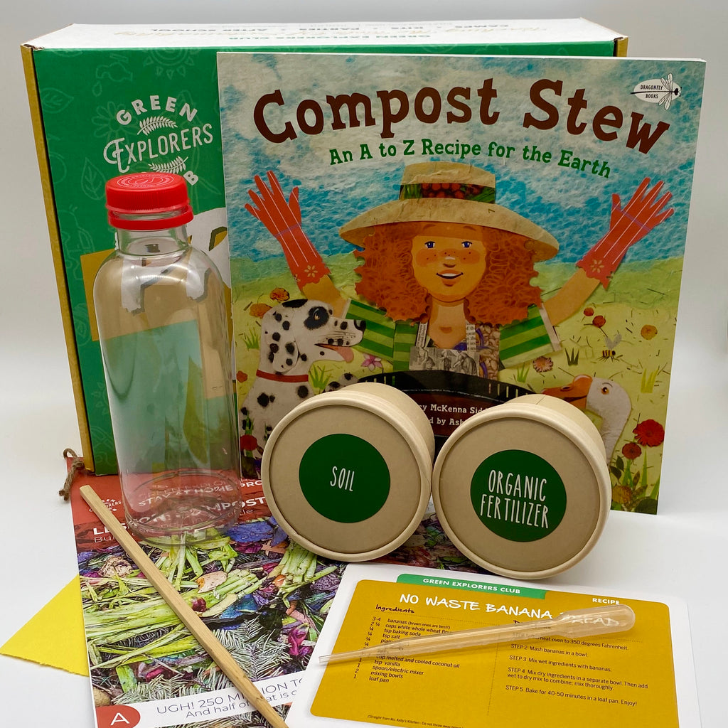 Compost in a Bottle Project Box