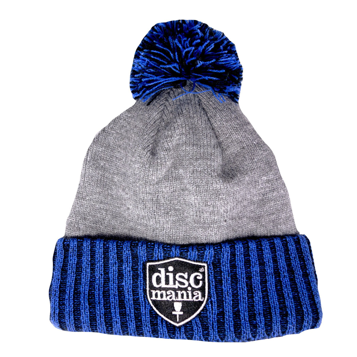 Discmania Colorblock Cuffed Beanie