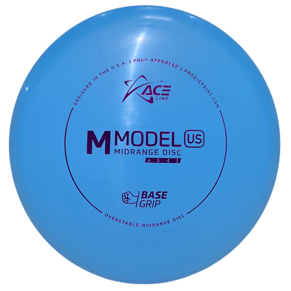 Prodigy Ace Line Base Grip M Model US