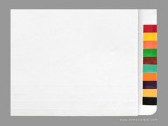 Acme Colour Designation Labels - Tabbies 13300 Series, Acme Visible - 2