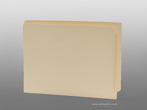 Dual Tab Folders, Acme Visible - 1