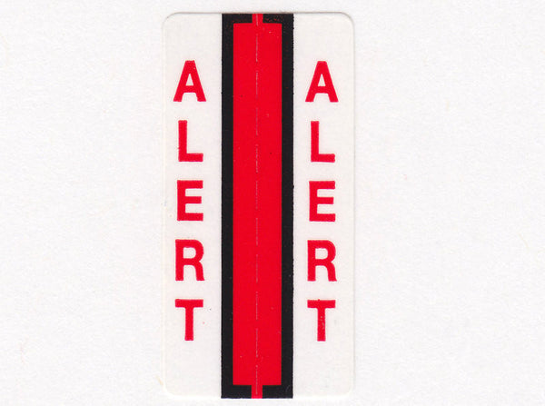 Acme Alert Labels - DC0100 Series, Acme Visible - 1