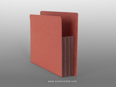 Expansion File Pockets (Full End Tab, Double Ply), Acme Visible - 1
